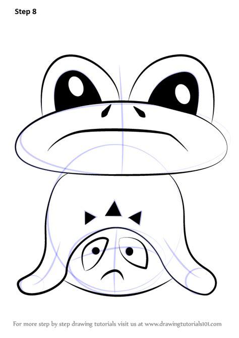 learn   draw froggit  undertale undertale step
