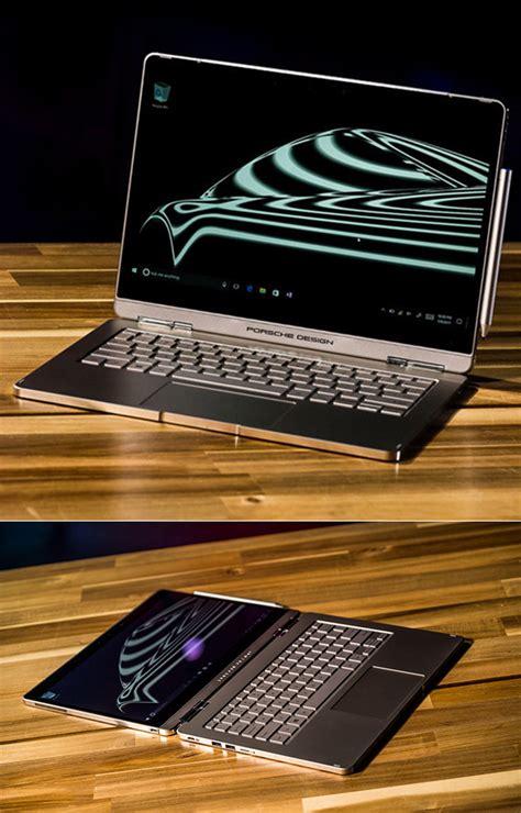porsche design notebook porsche design book one laptop gets reviewed is a 2 in 1