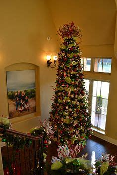 images  christmas trees decorated  pinterest