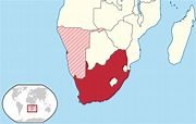 File:Union of South Africa in its region.svg - Wikimedia ...