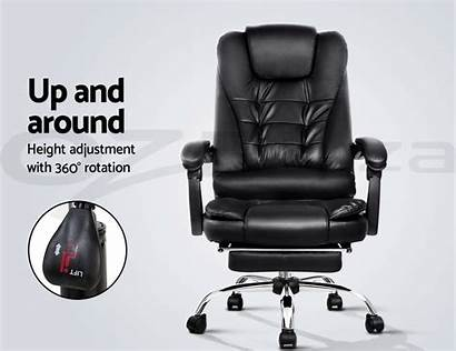 Office Desk Footrest Executive Chairs Chair Recliner