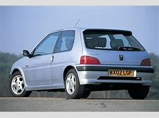 Peugeot 106 GTi review, history, prices and specs Evo