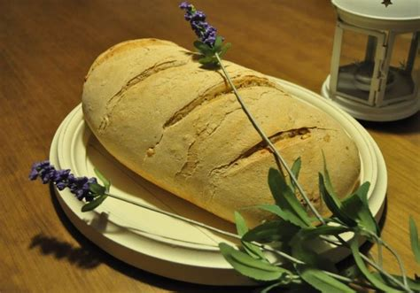 receta pan casero con masa madre masa madre