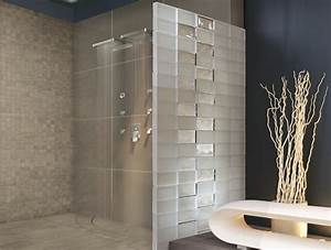 pave de verre douche chaioscom With brique verre salle de bain