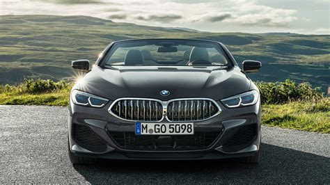 new bmw 8 series convertible drops its top in style autotribute