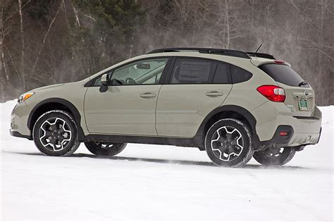 february   subaru xv crosstrek limited
