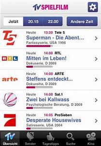 Tv Spielfilm App : tv spielfilm das gesamte fernsehprogramm in einer ~ A.2002-acura-tl-radio.info Haus und Dekorationen