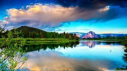 Scenery Spring Desktop Ultra Landscape Background Wallpapers