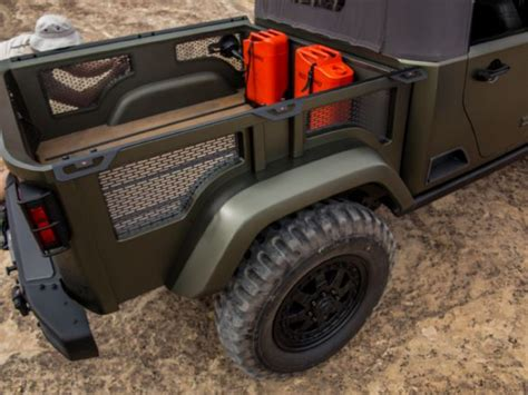 Jeep Wrangler Crew Chief by 006 Jeep 715 Crew Chief Bed Jk Forum