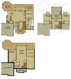 a frame house plans with basement rustic mountain house floor plan with walkout basement