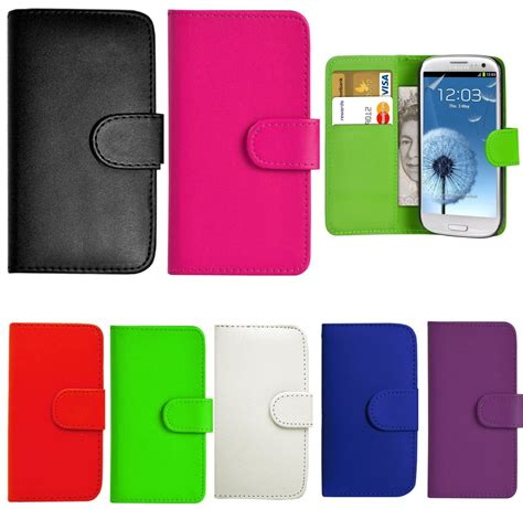 samsung phone cases samsung galaxy ace leather ebay
