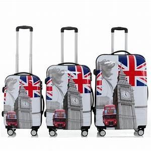 Bilder Set 3 Teilig : trolley koffer set london 3 teilig 4 rollen 169 00 eu ~ Indierocktalk.com Haus und Dekorationen
