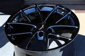 c6 corvette change black chrome corvette spyder wheels for c6 z06 and grand