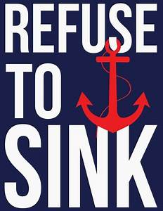 The gallery for --> Infinity Anchor Refuse To Sink