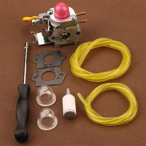 Carburetor Trimmer Kit For Poulan Weed Eater Featherlite
