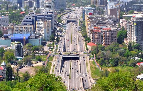 Almaty Makes Multiple Upgrades to City's Public