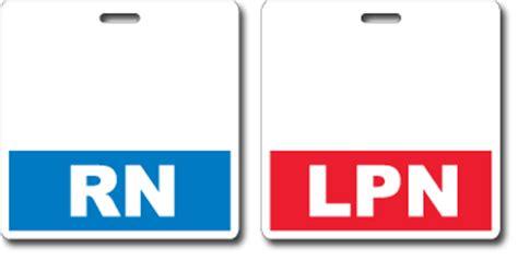 Nursing Supervisor Badge Buddy For Horizontal Id Cards Lpn Badges Gallery