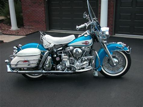 1961 duo glide paint scheme seat and color advice buying a road king harley davidson bikes