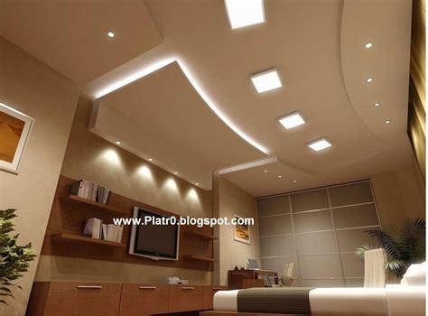 decoration des cuisines modernes plafond de cuisine en platre palzon com