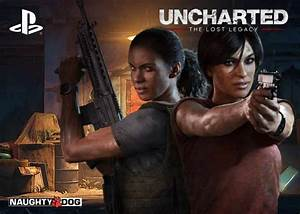 Uncharted The Lost Legacy Standalone Story E3 Trailer ...