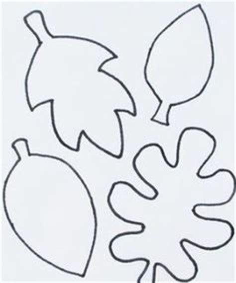 leaf patterns images leaf template fall crafts