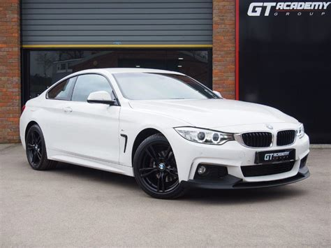 Used 2014 BMW 420d XDRIVE M SPORT AA INSPECTED - 1 OWNER