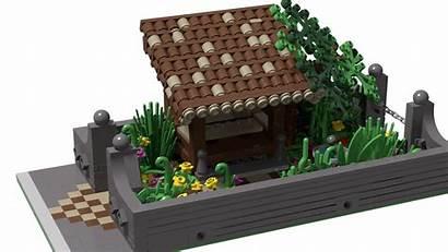 Garden Lego Modular Moc Thoughts
