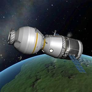 Realistic Soyuz V4 - Planes and Ships - Kerbal Space ...