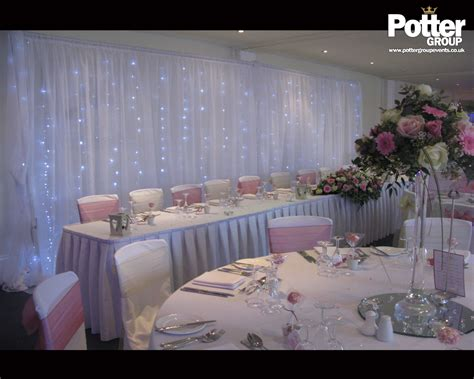 Wedding Wall Draping - wall draping and ceiling decor for weddings and events