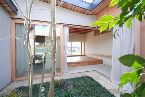Homes With Small Courtyards by Japanese Small Traditional House Zion