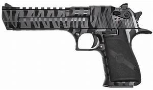 Magnum Research Desert Eagle 50 AE Full-Size Pistol Black ...
