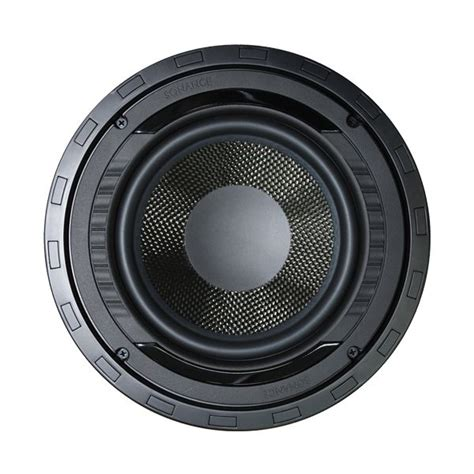 sonance in ceiling speakers ms6r sonance visual performance vp85r w 8 quot woofer each