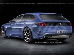 Peugeot Break 508 : peugeot 508 2 sw 2018 premi res photos et infos l 39 argus ~ Gottalentnigeria.com Avis de Voitures