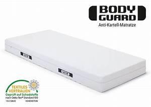 Body Guard Matratze : bodyguard matratze der testsieger notes bedroom ~ A.2002-acura-tl-radio.info Haus und Dekorationen