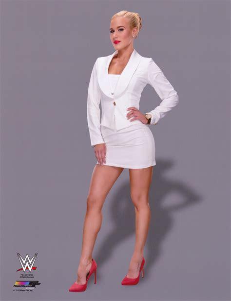 Wwe Lana In White Dress, Full HD 2K Wallpaper