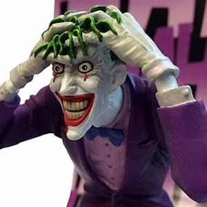 Joke Birth Certificate Dc Comics Birth Of The Joker Premium Motion Statue