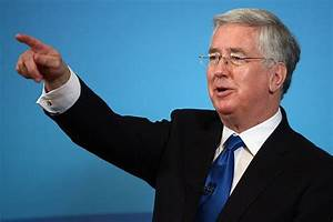 Michael Fallon warns Putin over Libya involvement | Daily ...