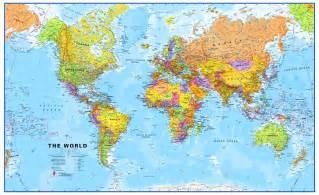 World Map International