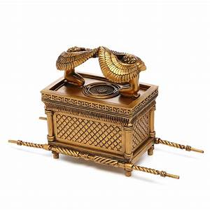 World Menagerie Ark of the Covenant Decorative Box