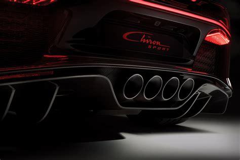 Bugatti chiron super sport 300+, bugatti centodieci, bugatti « la voiture noire » : Official: Bugatti Chiron Sport - GTspirit
