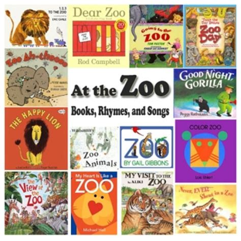 books rhymes and songs kidssoup 373 | Zoo books rhymes songs KS 0