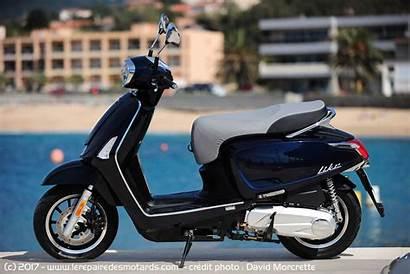 Kymco 125 125i Bleu Euro4 E4 Prodotto