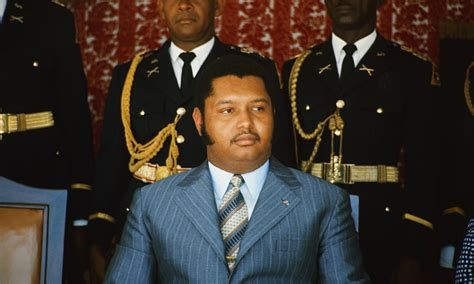 Jean Claude Duvalier Obituary World News The Guardian