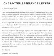 40 Awesome Personal Character Reference Letter CHARACTER REFERENCE LETTER World Maps And Letter Sample Character Letter Best Business Template 5 Academic And Professional Business Reference Letters