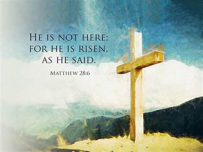 Easter Risen He Bible Lyrics Verse Wallpapers