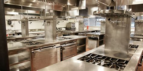 french culinary institute customized kitchens sml