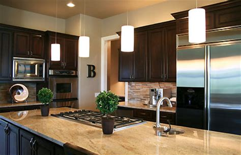kitchen granite and tile combinations sophisticated neutrals in s northwest 8112