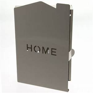 Boite A Cles Murale : boite cl home rangement original pour vos cl s ~ Teatrodelosmanantiales.com Idées de Décoration