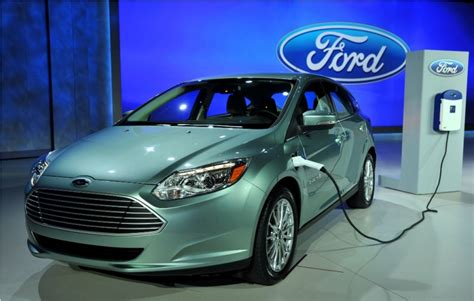 ford electric ford to invest 4 5 billion in electric cars