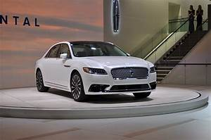 2017 Lincoln Continental release date, interior and specs